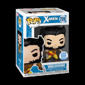 Фигурка Funko POP! X-Men: Wolverine Unmasked 51294