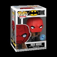 Фигурка Funko POP! DC Comics: Red Hood Jason Todd Exclusive 51415