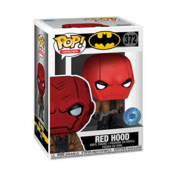 Фигурка Funko POP! DC Comics: Red Hood Jason Todd Exclusive 51415
