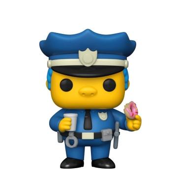 Фигурка Funko POP! The Simpsons: Chief Wiggum 52946
