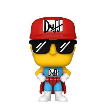 Фигурка Funko POP! The Simpsons: Duffman 52955