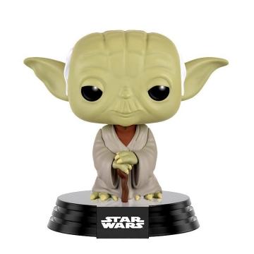 Фигурка Funko POP! Star Wars: Dagobah Yoda 10105