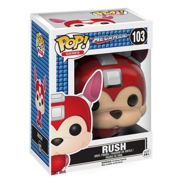 Фигурка Funko POP! Vinyl: Games: Megaman: Rush 10347