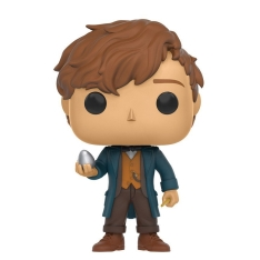 Фигурка Funko POP! Vinyl: Movies: Fantastic Beasts: Newt Scamander with Egg 10405