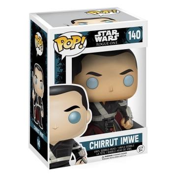 Фигурка Funko POP! Star Wars: Chirrut Imwe 10455