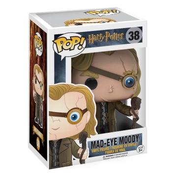 Фигурка Funko POP! Harry Potter: Mad-Eye Moody 10990