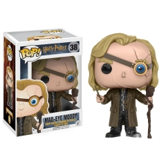 Фигурка Funko POP! Harry Potter: Mad-Eye Moody 10990