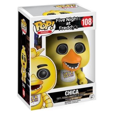 Фигурка Funko POP! Games: FNAF: Chica 11031
