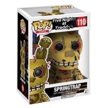 Фигурка Funko POP! Games: FNAF: Springtrap 11033