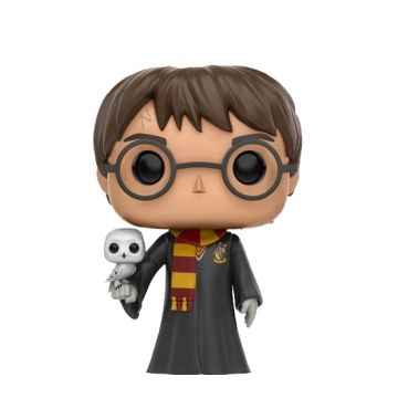 Фигурка Funko POP! Harry Potter: Harry with Hedwig Exclusive 11915