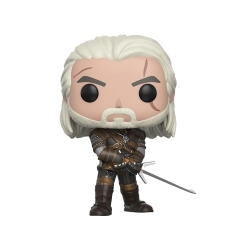 Фигурка Funko POP! Games: The Witcher: Geralt 12134