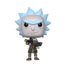 Фигурка Funko POP! Rick and Morty: Weaponized Rick 12439