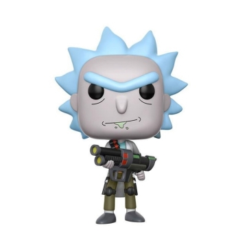 Фигурка Funko POP! Rick and Morty: Weaponized Rick 12439