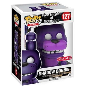Фигурка Funko POP! Games: FNAF: Shadow Bonnie Exclusive 127