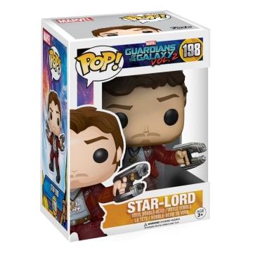 Фигурка Funko POP! Guardians of the Galaxy Vol. 2: Star Lord 12784