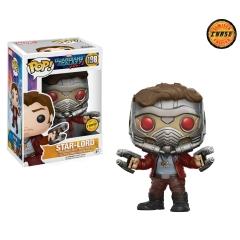 Фигурка Funko POP! Guardians of the Galaxy Vol. 2: Star Lord CHASE 12784