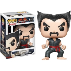 Фигурка Funko POP! Vinyl: Games: Tekken: Heihachi Black and Red Judo (Exclusive) 12985