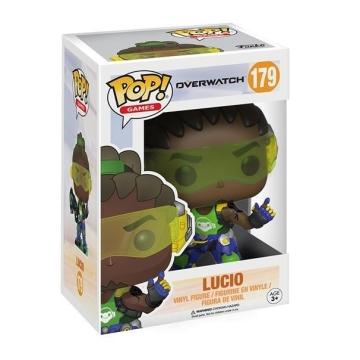 Фигурка Funko POP! Overwatch: Lucio 13088