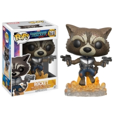 Фигурка Funko POP! Guardians of the Galaxy Vol. 2: Rocket 13270
