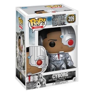 Фигурка Funko POP! Vinyl: Heroes: DC Justice League: Cyborg 13487