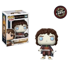 Фигурка Funko POP! Vinyl: Movies: The Lord of the Rings: Frodo Baggins (CHASE) 13551
