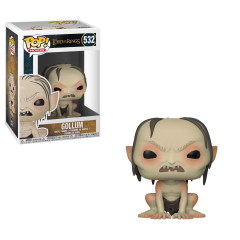 Фигурка Funko POP! Vinyl: Movies: The Lord of the Rings: Gollum 13559