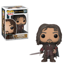 Фигурка Funko POP! Vinyl: Movies: The Lord of the Rings: Aragorn 13565