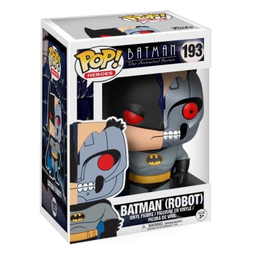 Фигурка Funko POP! Vinyl: Heroes: Batman Animated: Robot Batman 13645