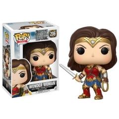 Фигурка Funko POP! Vinyl: Heroes: DC Justice League: Wonder Woman 13708