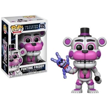 Фигурка Funko POP! Vinyl: Games: FNAF: Sister Location: Funtime Freddy 13730