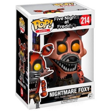 Фигурка Funko POP! Games: FNAF: Nightmare Foxy 13733