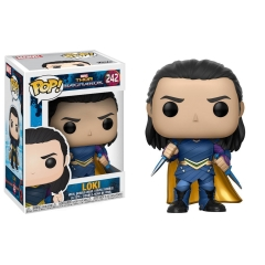 Фигурка Funko POP! Bobble: Marvel: Thor Ragnarok: Loki 13767