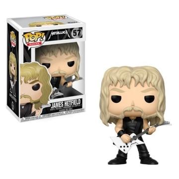 Фигурка Funko POP! Metallica: James Hetfield 13806