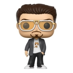 Фигурка Funko POP! Spider Man Homecoming: Tony Stark with Kitty Tee 14353