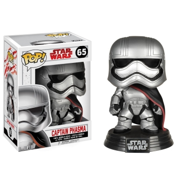 Фигурка Funko POP! Star Wars: Captain Phasma 14739