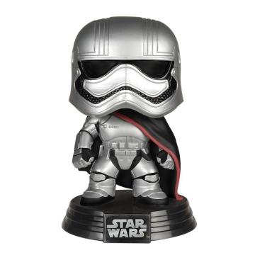Фигурка Funko POP! Star Wars: Captain Phasma 14739