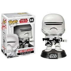 Фигурка Funko POP! Star Wars: First Order Flametrooper 14740