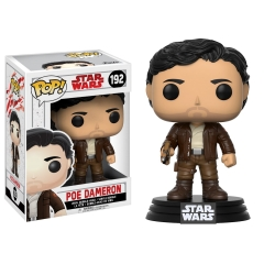 Фигурка Funko POP! Star Wars: Poe Dameron 14747