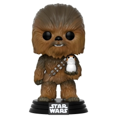 Фигурка Funko POP! Bobble: Star Wars: The Last Jedi: Chewbacca 14748