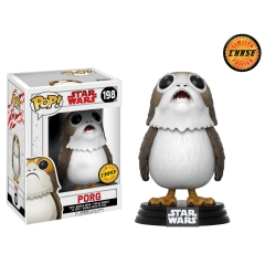 Фигурка Funko POP! Star Wars: Porg CHASE 14818