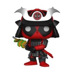 Фигурка Funko POP! Bobble: Marvel: Deadpool: Samurai Deadpool (Exclusive) 329