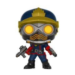 Фигурка Funko POP! Guardians of the Galaxy: Classic Star Lord PX Exclusive 188339