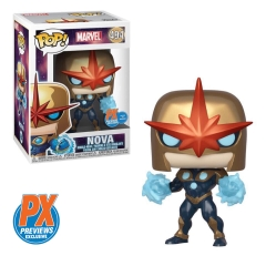 Фигурка Funko POP! Bobble: Marvel: Guardians of the Galaxy: Nova PX (Exclusive) 188711