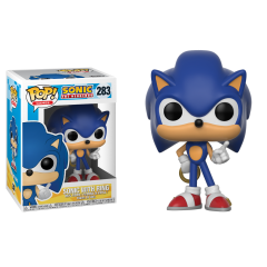 Фигурка Funko POP! Vinyl: Games: Sonic The Hedgehog: Sonic With Ring 20146