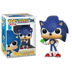 Фигурка Funko POP! Sonic: Sonic with Emerald 20147