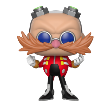 Фигурка Funko POP! Vinyl: Games: Sonic The Hedgehog: Dr. Eggman 20149