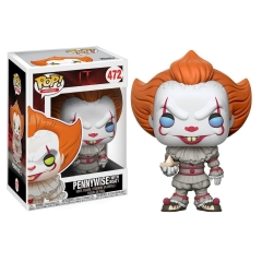 Фигурка Funko POP! IT: Pennywise with Boat 20176