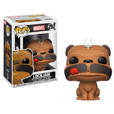 Фигурка Funko POP! Bobble: Marvel: Inhumans: Lockjaw 20237