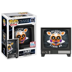 Фигурка Funko POP! Vinyl: Games: FNAF: Sister Location: Lolbit NYCC (Exclusive) 20893