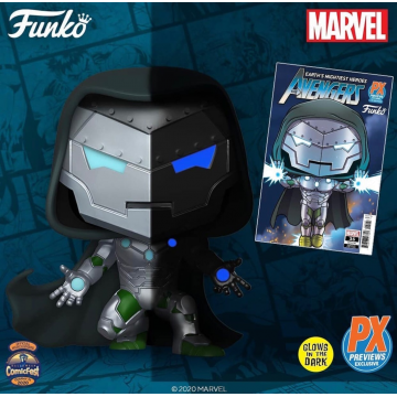 Фигурка Funko POP! Marvel: Infamous Iron Man Exclusive 36444